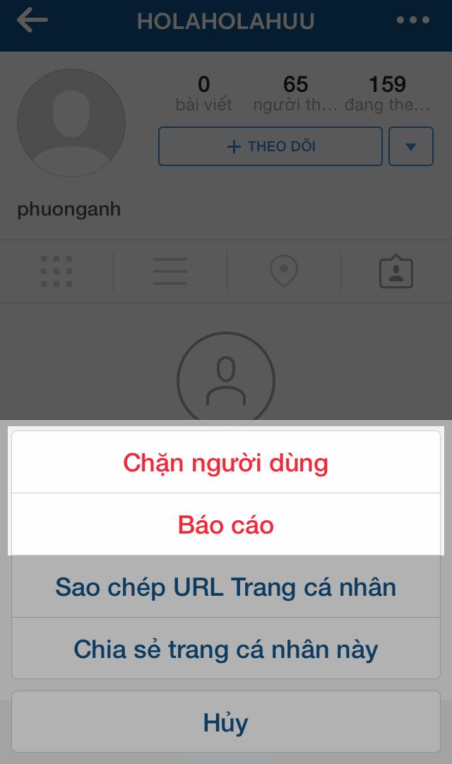kinh doanh trên instagram
