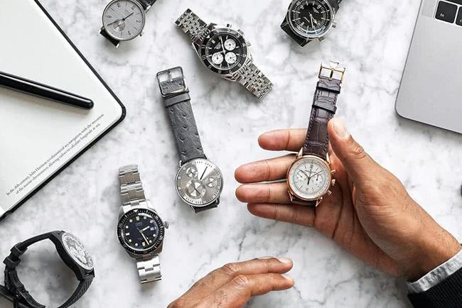 Cần bao nhiêu vốn để kinh doanh đồng hồ