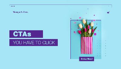 29 mẫu thiết kế nút call to action trong thiết kế website đẹp