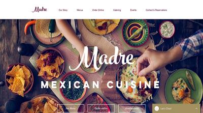 8 mẫu thiết kế website bằng css3 và HTML5 chuẩn seo
