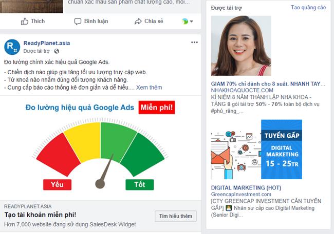 Cách viết tiêu đề quảng cáo facebook hay