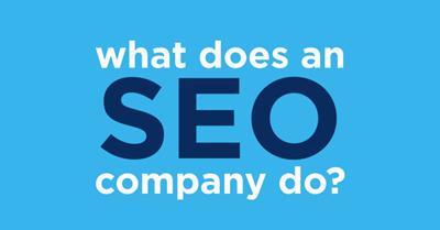 Công ty SEO thực chất là làm gì?
