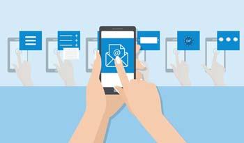 Email marketing 2019:Thiết kế email tương tác tương lai của nền quảng cáo email