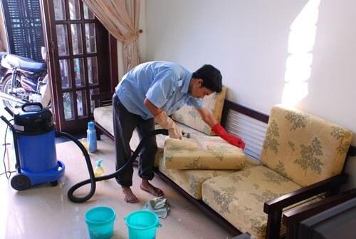 Kinh doanh dịch vụ vệ sinh nhà cửa 2019