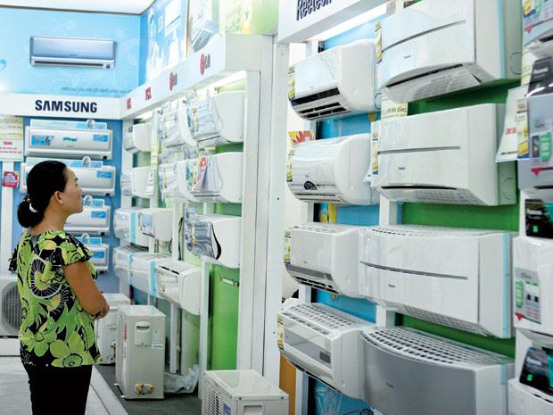 Kinh doanh điều hòa máy lạnh thiết bị làm mát