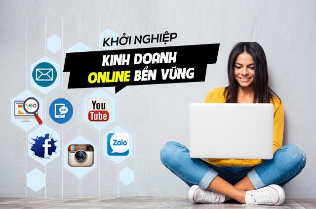 Kinh doanh online 2019 Học kinh Doanh Online 2019