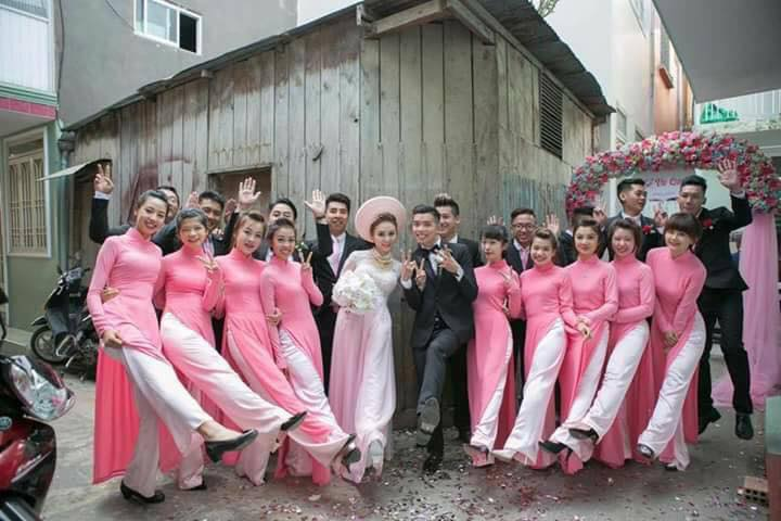 Phần mềm quản lý cửa hàng áo cưới