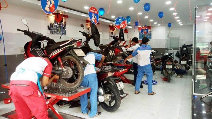 Phần mềm quản lý cửa hàng xe máy