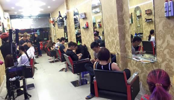 Phần mềm quản lý tiệm tóc