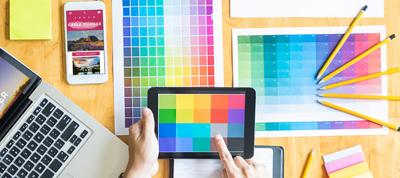 Sử dụng màu sắc để xây dựng thương hiệu bất động sản của bạn