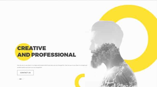 Thiết kế website giới thiệu công ty Giới Thiệu Doanh Nghiệp