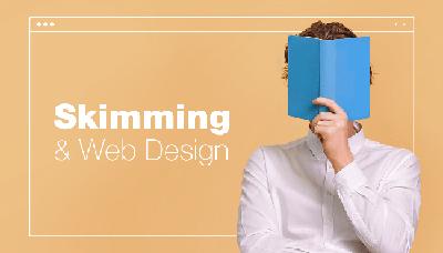 Thiết kế website trong thời đại đọc lướt