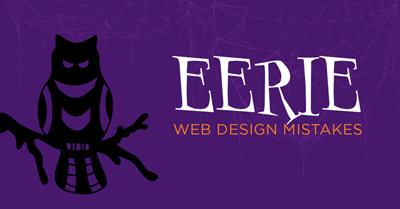 Top 5 lỗi thiết kế website đáng sợ nhất nên để tránh để không bị mất khách hàng ảnh hưởng SEO