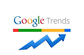 Google Trends và tính năng Trends for Web Sites