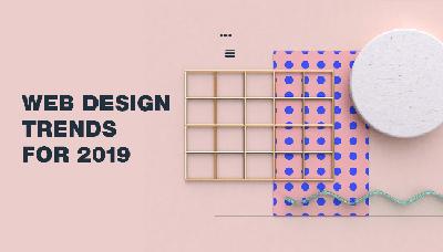 Xu hướng thiết kế trang web rực rỡ mà bạn cần biết cho năm 2019