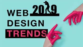 Xu hướng thiết kế website năm 2019